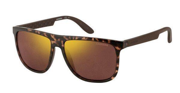 Carrera Herren Sonnenbrille » CARRERA 5003« in DDM/1L - braun/ gold