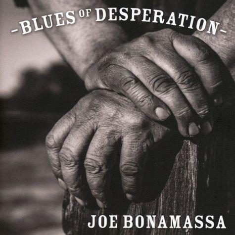 Audio CD »Joe Bonamassa: Blues Of Desperation (Deluxe...«