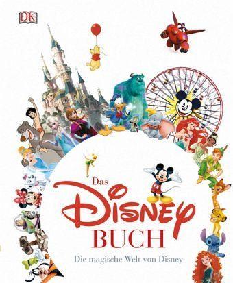 Gebundenes Buch »Das Disney Buch«