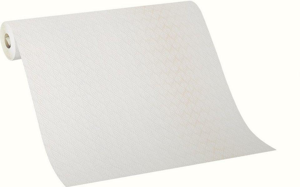 Vliestapete, Guido Maria Kretschmer Tapeten, »Elegance Kleinmuster« in weiß