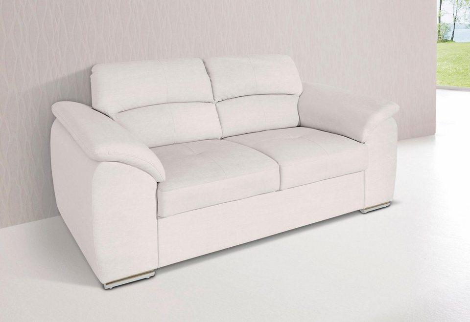 Cotta 2-Sitzer in creme