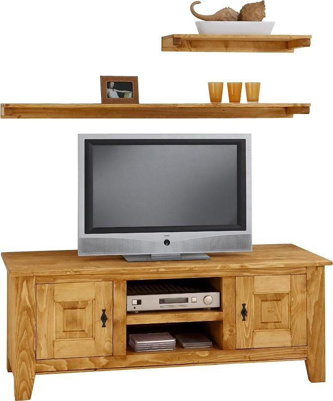 Premium collection by Home affaire TV-Lowboard »Cornwall«, Breite 150 cm in natur gewachst