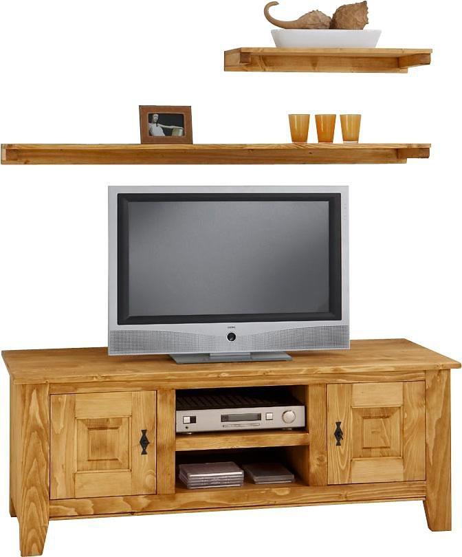 Premium collection by Home affaire Wandregal »Cornwall« in 2 Breiten in natur gewachst
