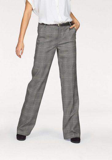 Boysen Iron Folding Pants, With Fine Caro Pattern
