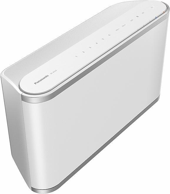 Panasonic SC-ALL9 Multiroom-Lautsprecher (Bluetooth, WiFi, Spotify) in weiß