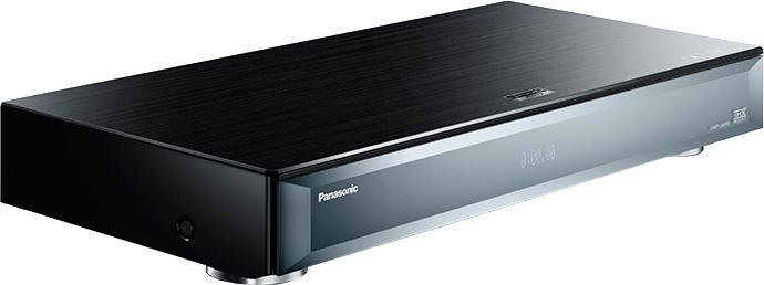 Panasonic DMP-UB900 Blu-ray-Player, Hi-Res, 3D-fähig, 4K (Ultra-HD), NFC, WLAN in schwarz