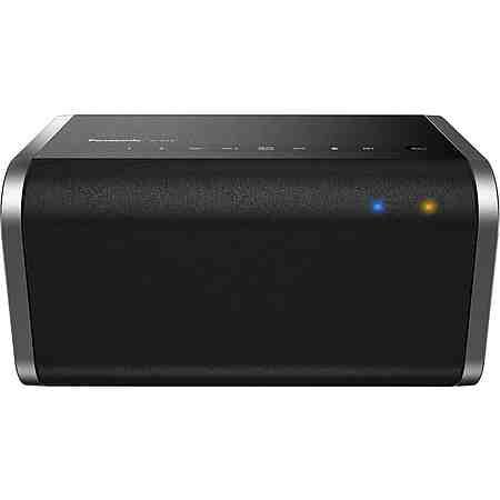 Panasonic SC-ALL6 2.0 Multiroom-Lautsprecher (Bluetooth, NFC, WiFi, Spotify)