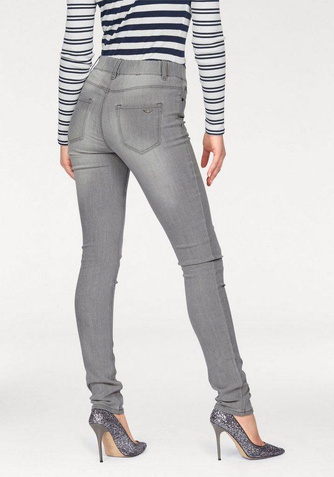 Arizona Slim-fit-Jeans High Waist in grey-used
