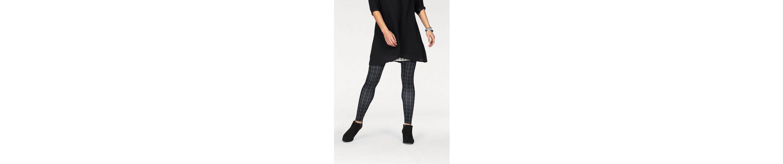 Boysen's Leggings, mit trendigem Karo-Muster
