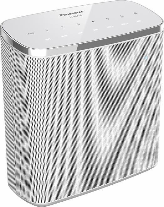 Panasonic SC-ALL05 2.0 Multiroom-Lautsprecher (Bluetooth, WiFi)