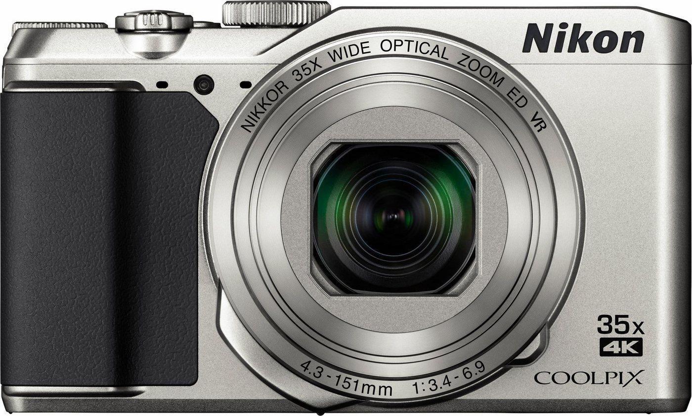 Digitalkameras - Nikon »Coolpix A900« Kompaktkamera (20,3 MP, 35x opt. Zoom, WLAN (Wi Fi), 35 fach optischer Zoom)  - Onlineshop OTTO