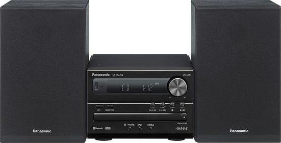 Panasonic »SC-PM250« Kompaktanlage (Bluetooth, Sleep-Timer, Displaybeleuchtung)