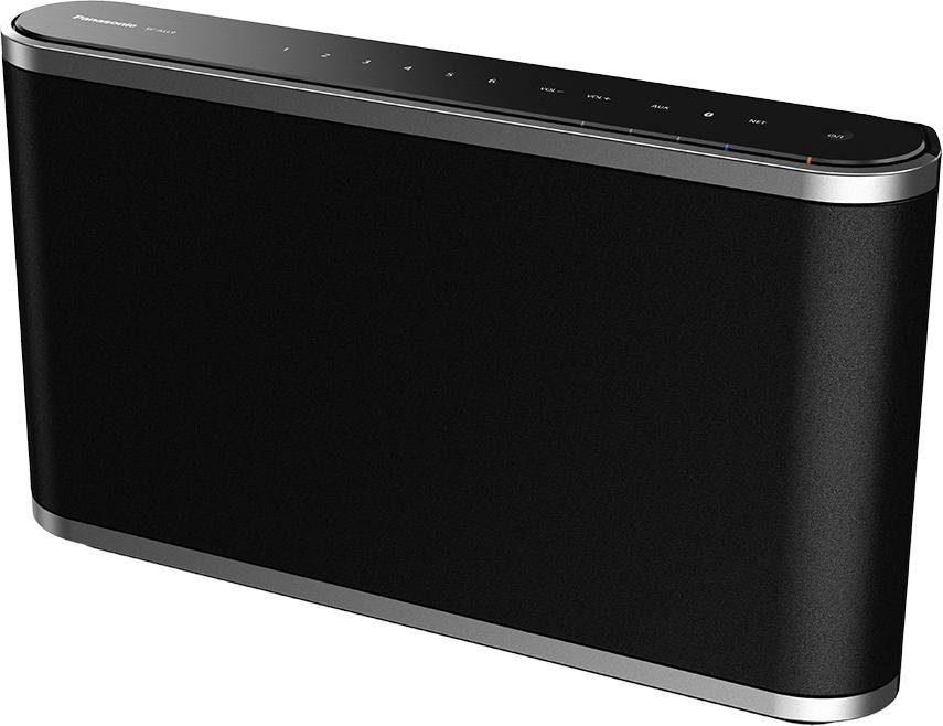 Panasonic SC-ALL9EG 2.1 Multiroom-Lautsprecher (WLAN (WiFi), LAN (Ethernet), Bluetooth, Multiroom, 80 W)