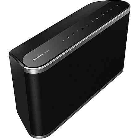 Panasonic SC-ALL9 Multiroom-Lautsprecher (Bluetooth, WiFi, Spotify)