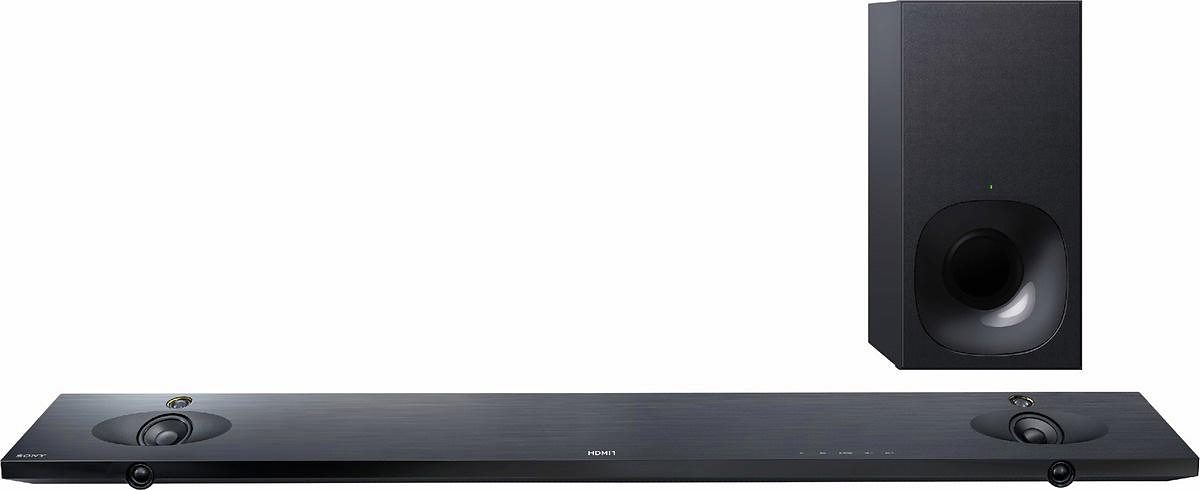 Sony HT-NT5 Soundbar, Hi-Res, Bluetooth, NFC, Multiroom, USB
