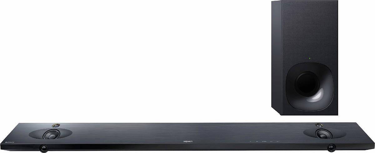 Sony HT-NT5 Soundbar, Hi-Res, Bluetooth, NFC, Multiroom, USB