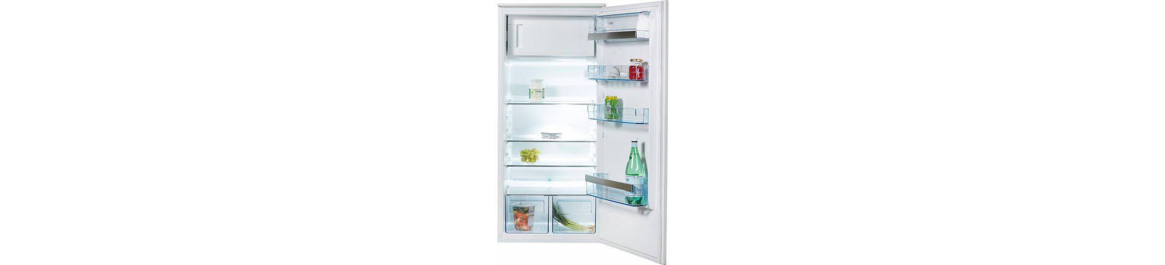 AEG integrierbarer Einbaukühlschrank SKA61240S3, A++, 121,8 cm