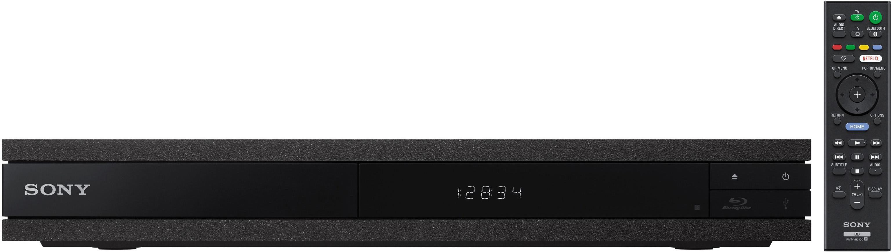 Sony UHP-H1 3D Blu-ray-Player, Hi-Res, 3D-fähig, 4K UHD-Upscaling (60p), Bluetooth, Multiroom, WLAN
