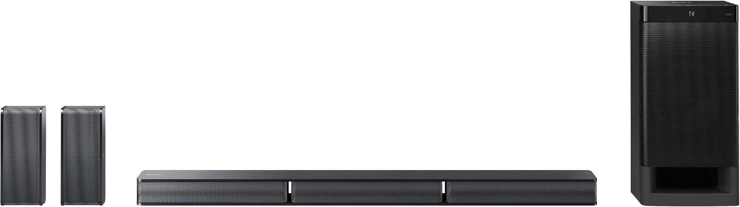 HT-RT3 5.1 Soundbar, Bluetooth, NFC, USB