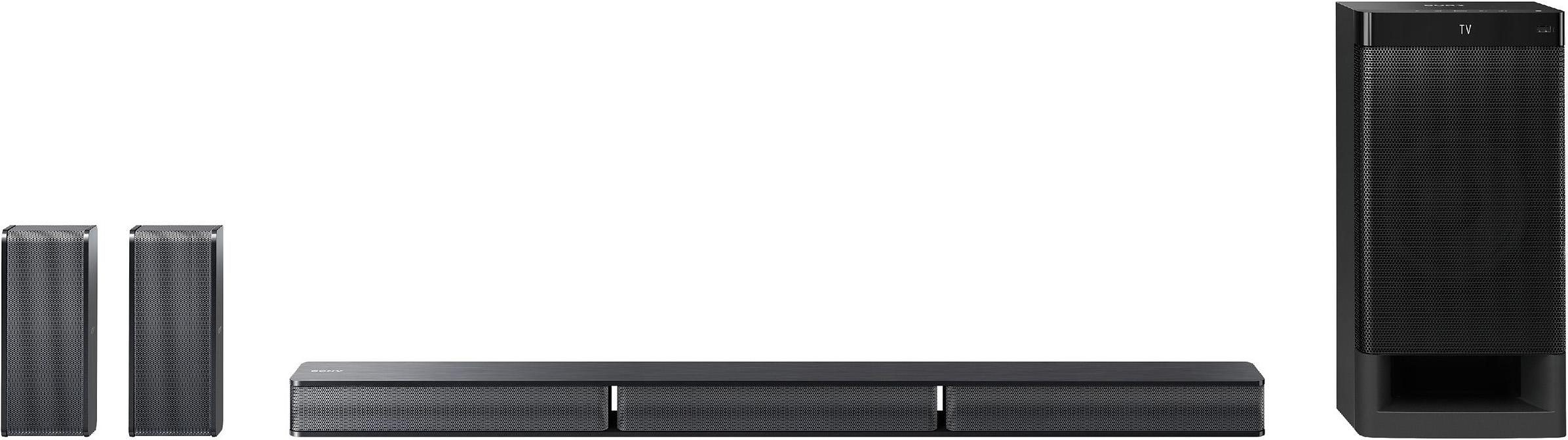 Sony HT-RT3 5.1 Soundbar, Bluetooth, NFC, USB