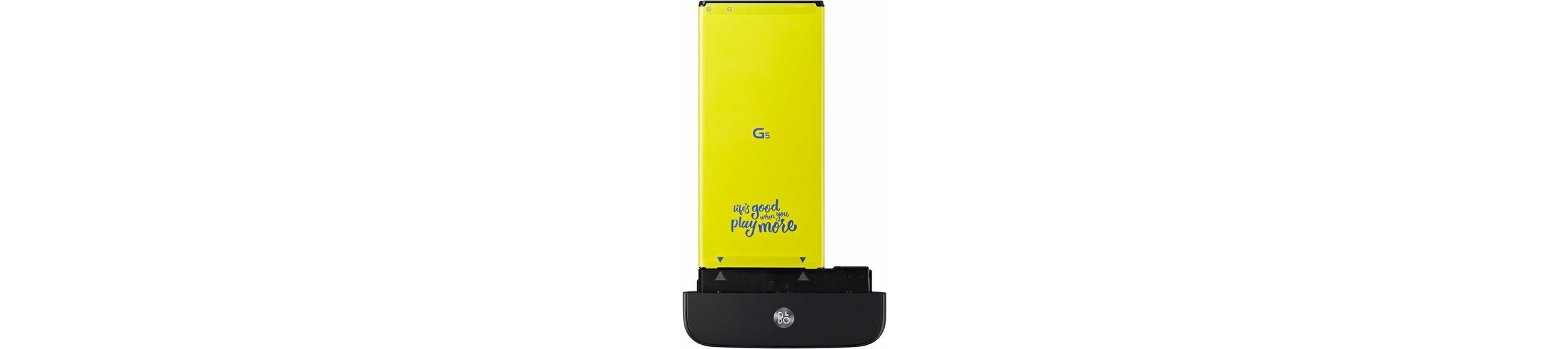 LG Hi-Fi Plus, Display