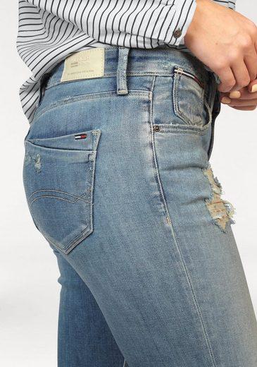 Hilfiger Denim Slim-fit Jeans Naomi, My Heavy-destroyed Effect