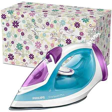 Wäschepflege: Bügeleisen: Dampfbügeleisen