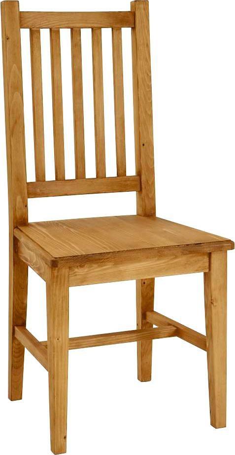 Favorit Stuhl »Cornwall«, Massivholz Fichte in natur gewachst