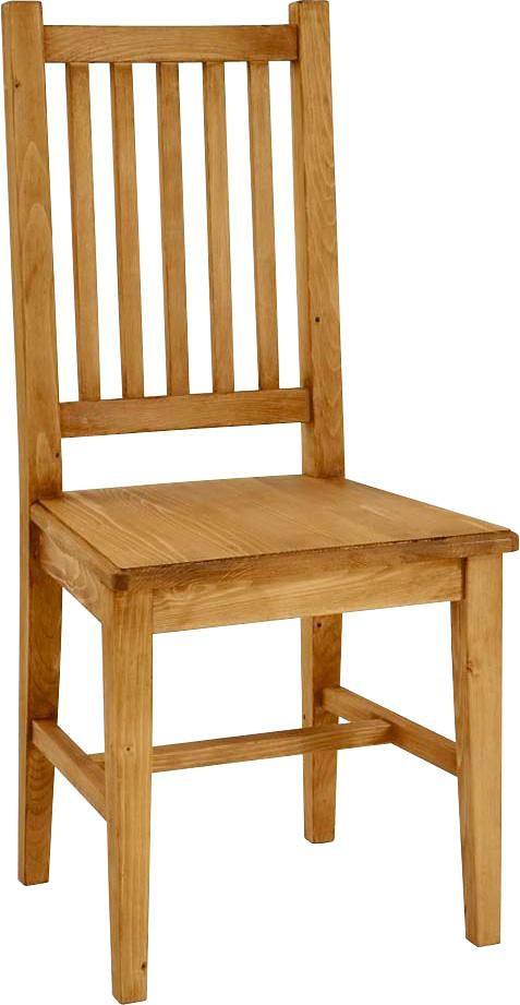 Favorit Stuhl »Cornwall«, Massivholz Fichte