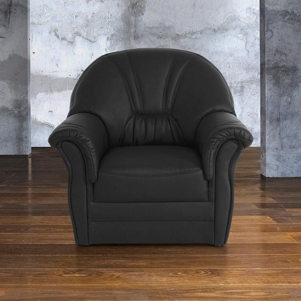 Gala Colezzione Sessel in schwarz