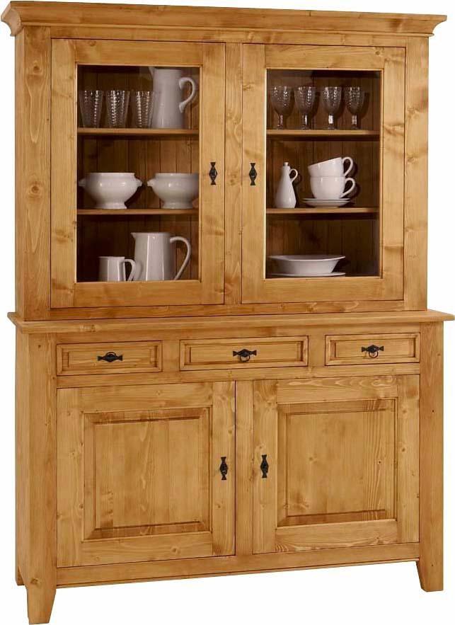 Premium collection by Home affaire Buffet »Cornwall«, Breite 156 cm in natur gewachst