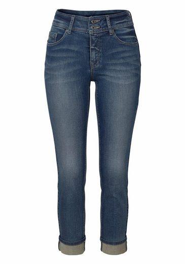 Arizona 7/8-Jeans Shaping, High Waist