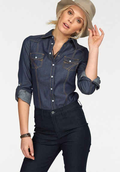 jeans bluse
