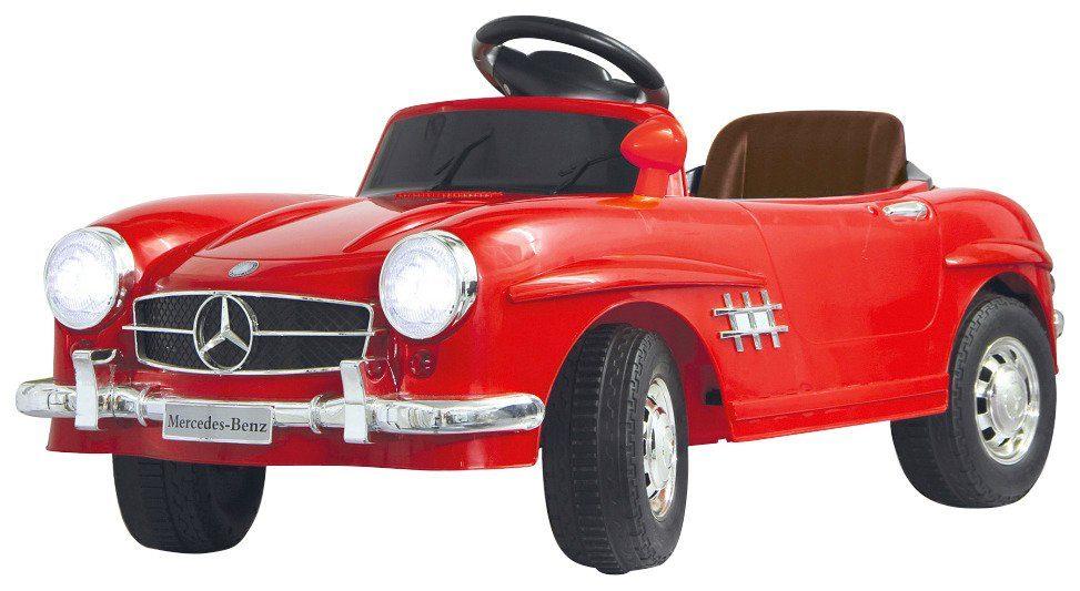 JAMARA KIDS Elektroauto »Ride-On Mercedes 300SL«, rot, inkl. Fernsteuerung