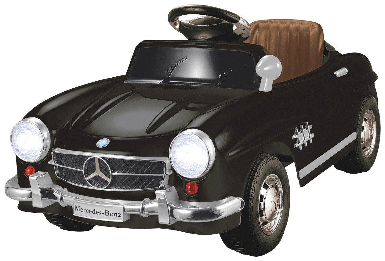 Elektro Kinderauto »Ride-On Mercedes 300SL« in schwarz 27 MHz