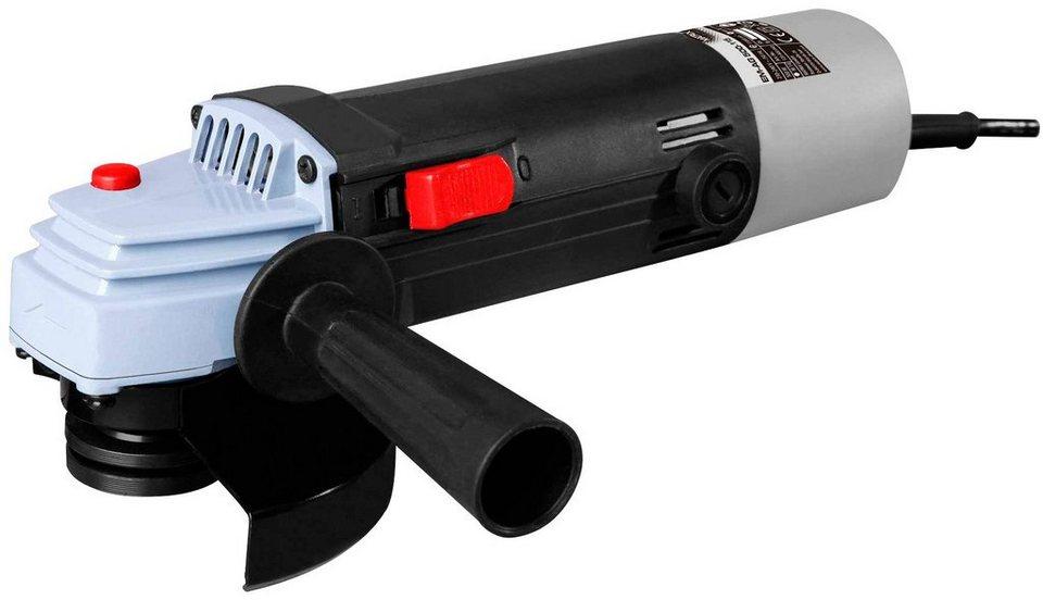 Winkelschleifer »EM-AG 500-115« in schwarz