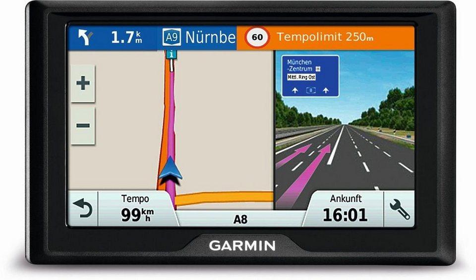 Garmin Navigationsgerät »DRIVE 50 LMT EU« in Schwarz