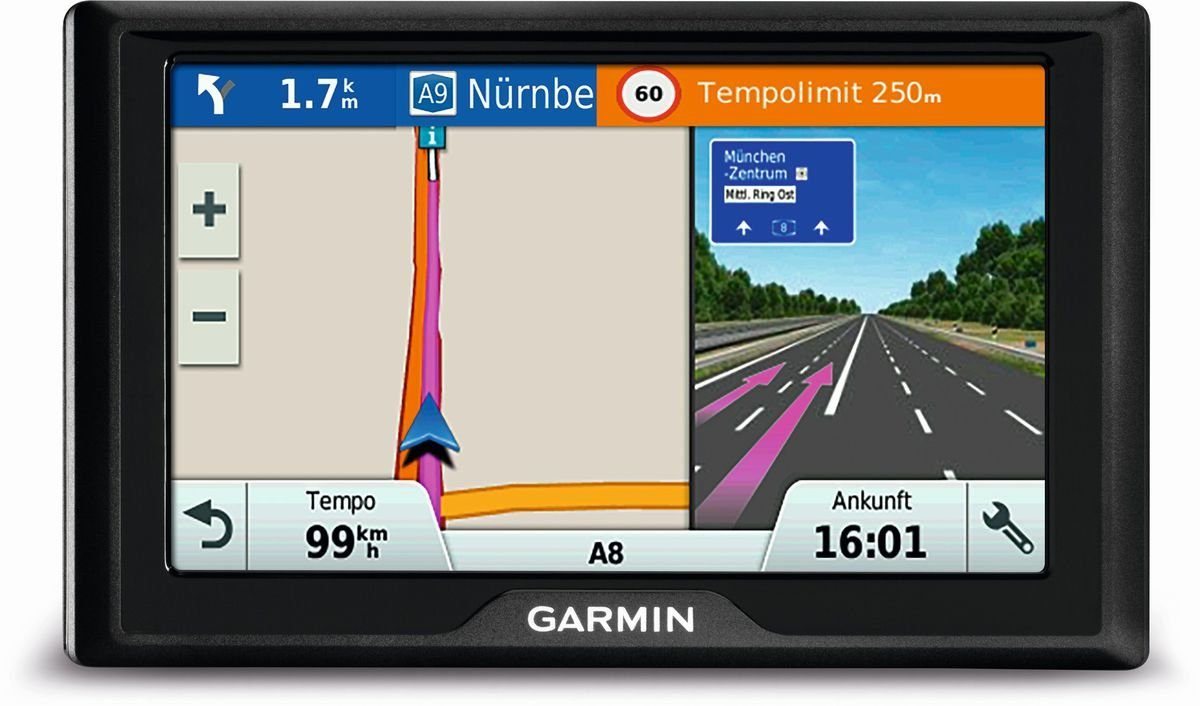 Garmin Navigationsgerät »DRIVE 50 LMT EU Travel Edition«