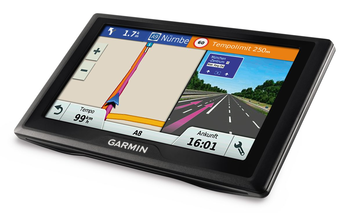 Garmin Navigationsgerät »DRIVE 50 LMT EU Travel Edition«