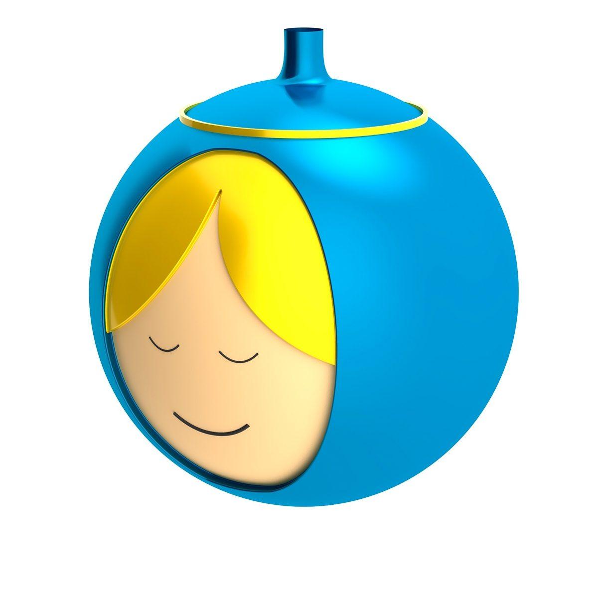 Alessi Alessi Weihnachtsbaumkugel MADONNA