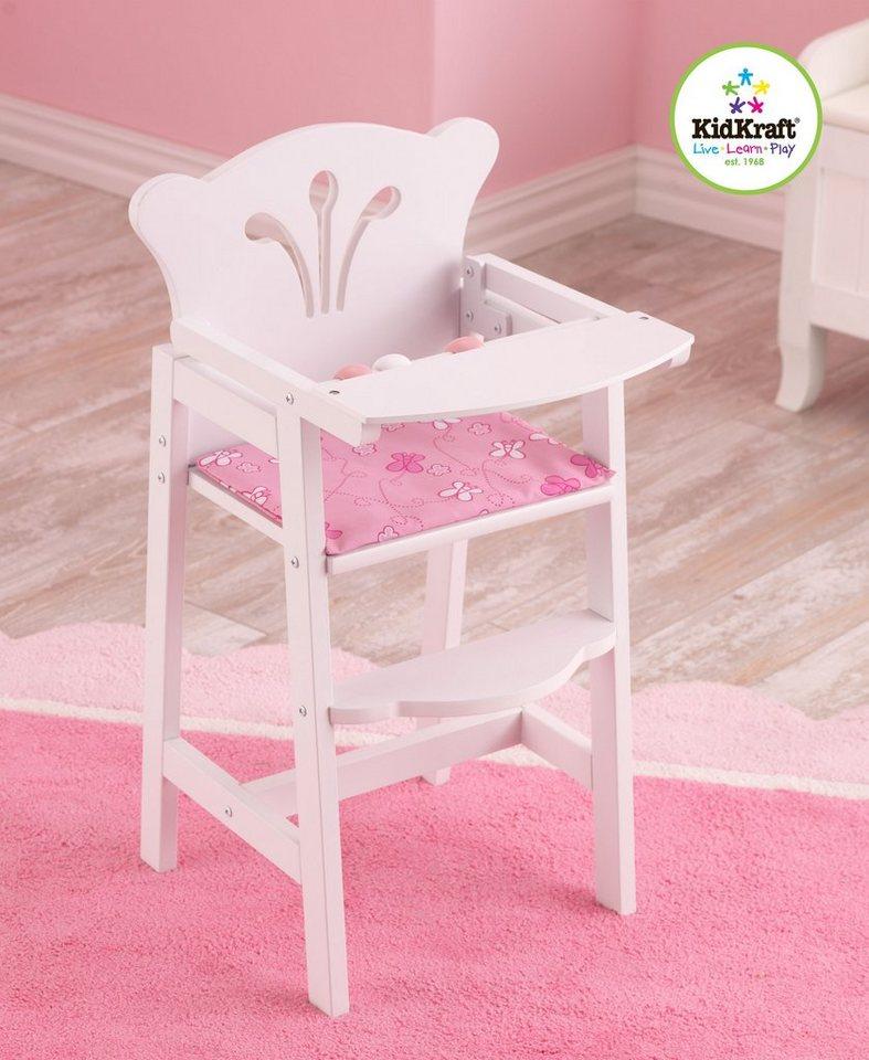 kidkraft puppenhochstuhl lily online kaufen otto. Black Bedroom Furniture Sets. Home Design Ideas