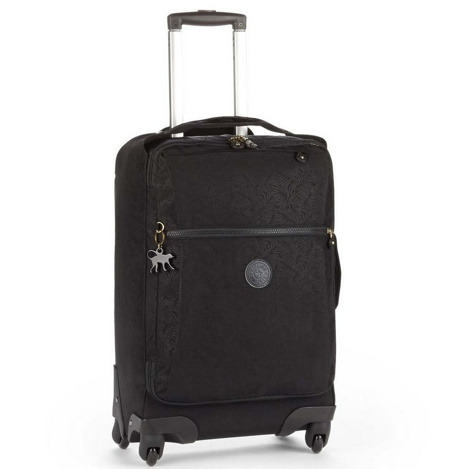 Kipling Basic Plus Travel Darcey M BP 4-Rollen Trolley 67 cm in black leaf