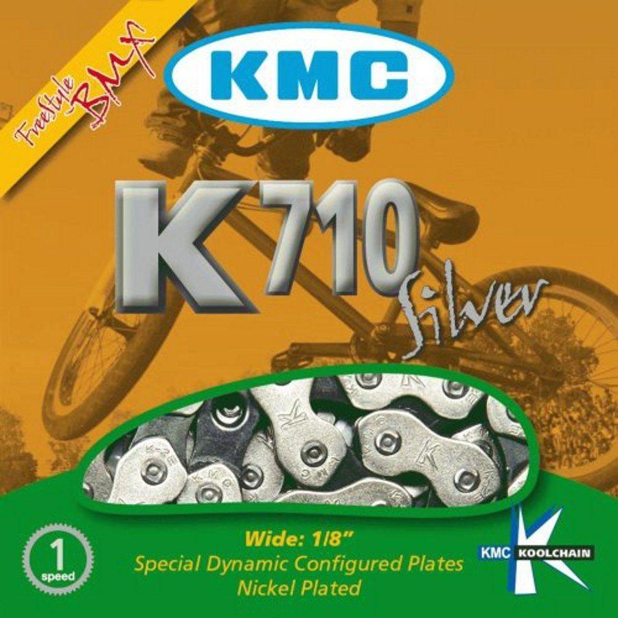 KMC Ketten »K-710 Kette silber«