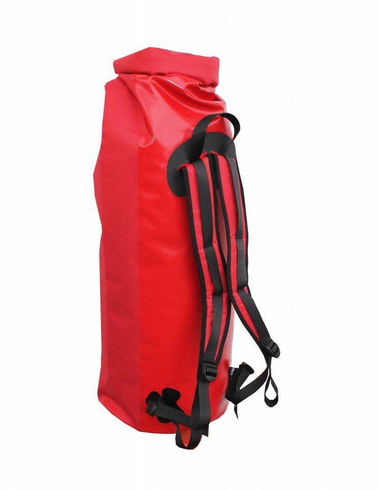 Relags Sport- und Freizeittasche »Seesack 60 L« in rot