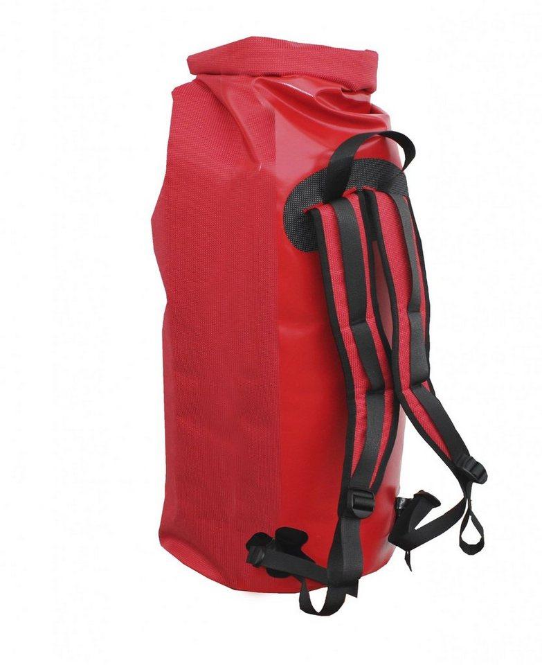 Relags Sport- und Freizeittasche »Seesack 90 L« in rot