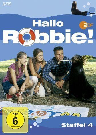 DVD »Hallo Robbie! - Staffel 4 (3 Discs)«