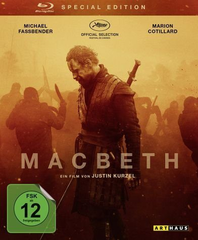 Blu-ray »Macbeth (Special Edition)«