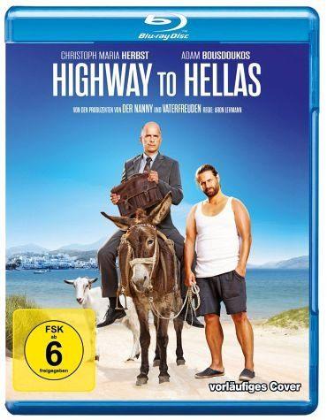 Blu-ray »Highway to Hellas«