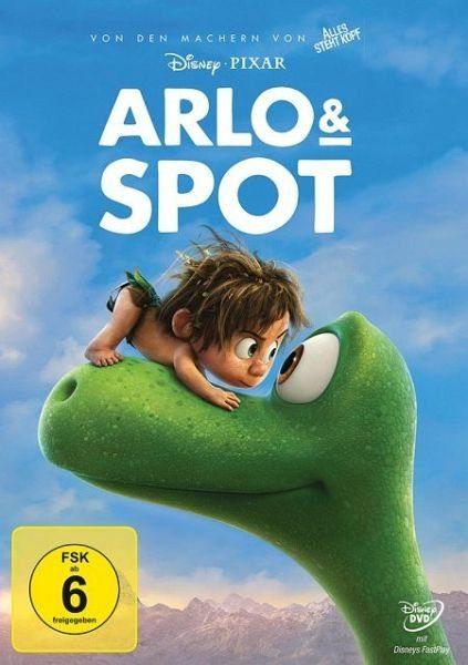 DVD »Arlo & Spot«