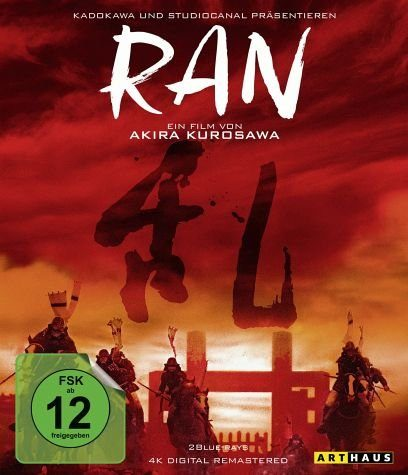 Blu-ray »Ran (Digital Remastered, 2 Discs)«